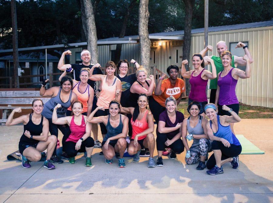 Good Shepherd - Cedar Park, TX - Health and Soul Fitness - Boot Camp